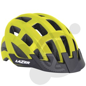 Kask Lazer Compact Flash Yellow