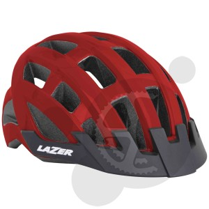 Kask Lazer Compact Red
