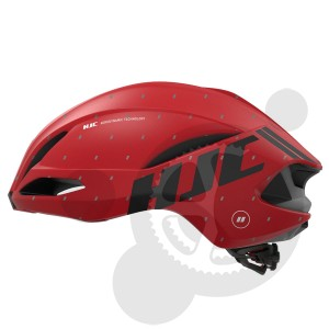 Kask HJC FURION Red Pattern