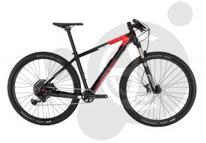 Ridley Ignite C Deore 2x10 (BLACK-RED-WHITE)