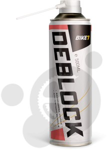Bike 7  Deblock 500 ml aerosol